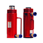 Hydraulic lifting cylinders for lifting heavy loads are available in over 10,000 variations.